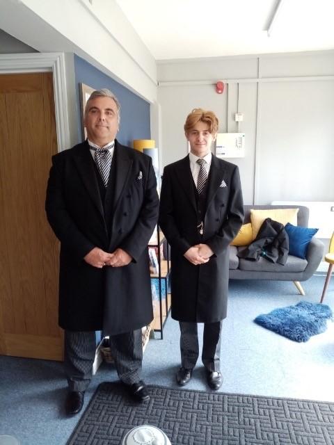 Brunel Staff