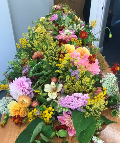 Country Flowers - Brunels Funeral Directors