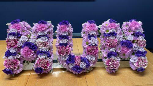Lilac Mum - Brunels Funeral Directors