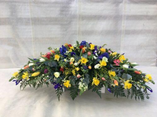 Spring Flowers - Brunels Funeral Directors
