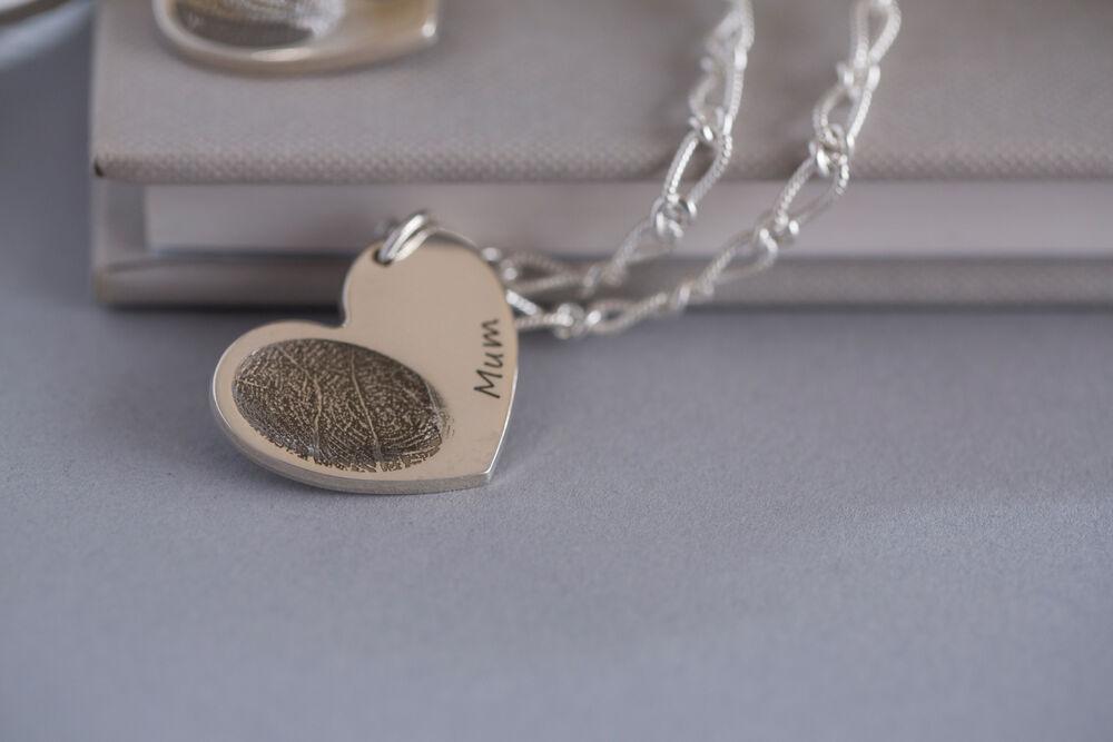 Large Heart Bracelet